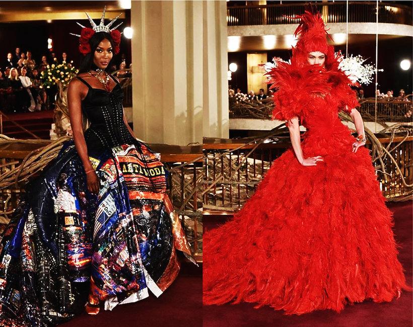 Dolce&Gabbana pokazy w Nowym Jorku