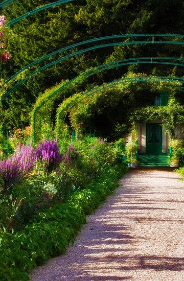 Dom i ogród malarza Claude'a Moneta w Giverny we Francji