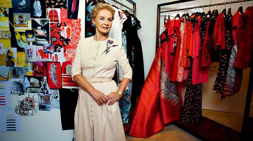 Domu mody Carolina Herrera świętuje 35. urodziny