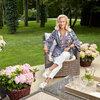 Dorota Soszyńska jej dom i ogród w magazynie VIVA! MODA