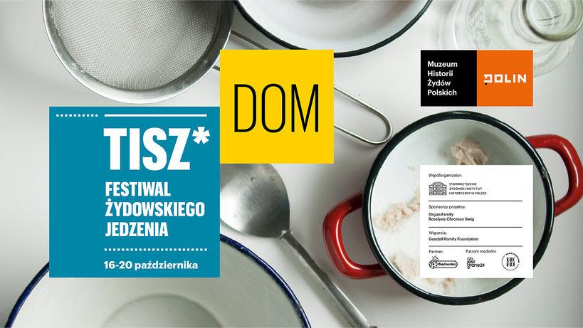 druga edycja TISZ Festiwalu Żydowskiego Jedzenia muzeum Polin Warszawa