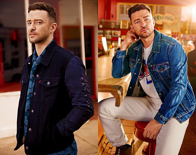 Druga kolekcja Levi's x Justin Timberlake