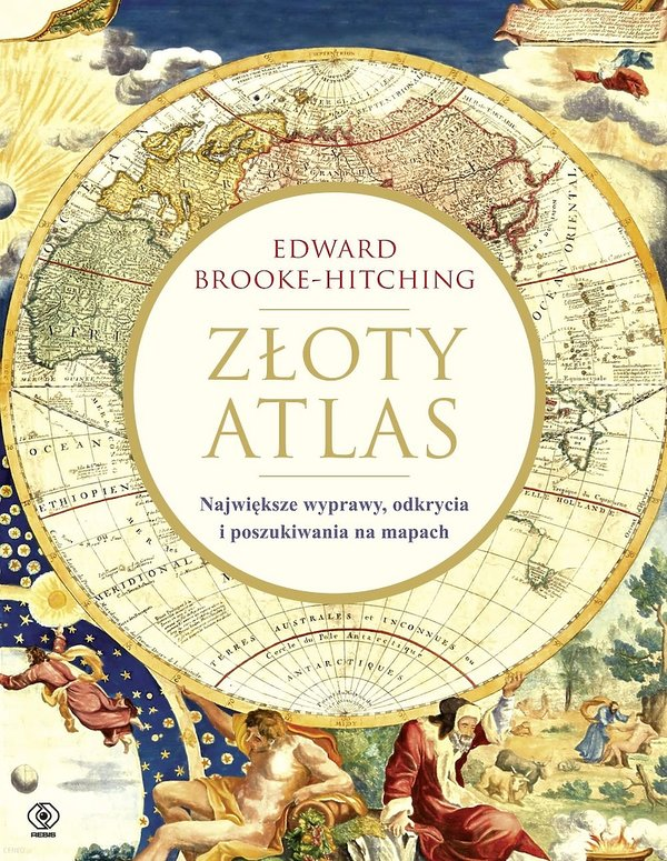 Edward Brooke-Hitching, Złoty atlas, Rebis