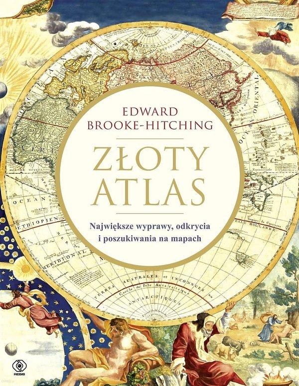 Edward Brooke-Hitching, Złoty atlas, Rebis