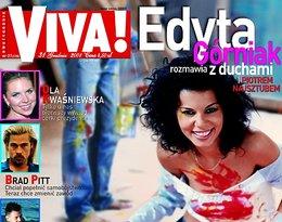 """Edyta Górniak, """"Viva!"""" grudzień 2001"""