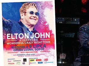 Elton John koncert w Polsce