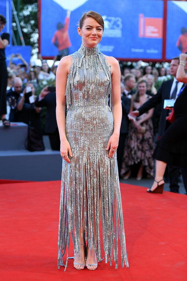Emma Stone Najpiękniejsze kreacje z poprzednich lat na Festiwal Filmowy w Wenecji
