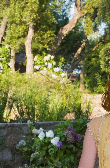 """Emma Stone w filmie """"Magia w blasku księżyca"""" (2014)"""