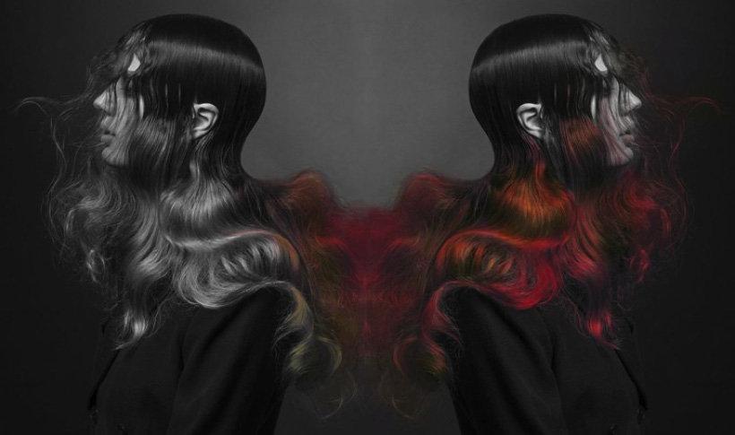 Farba do włosów, która pod wpływem temperatury zmienia kolor THEUNSEEN