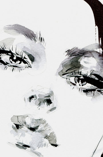 """Femme Sensuelle"" wystawa prac Anny Halarewicz malarki i ilustratorki mody"
