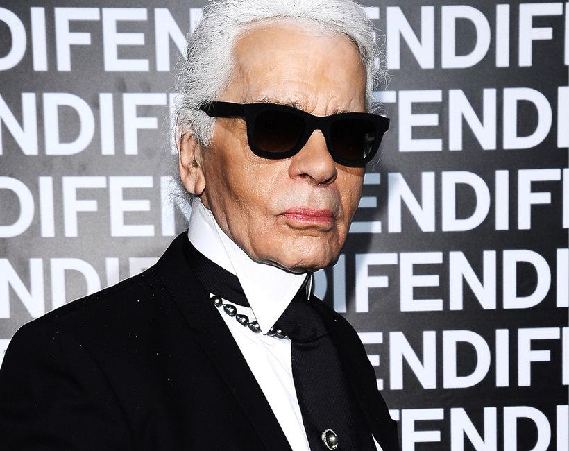 Fendi oddaje hołd Karlowi Lagerfeldowi, nowa linia torebek