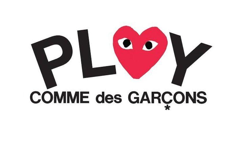 Filip Pągowski zaprojektował logo linii Pay dla kultowej, japońskiej marki Comme des Garçons