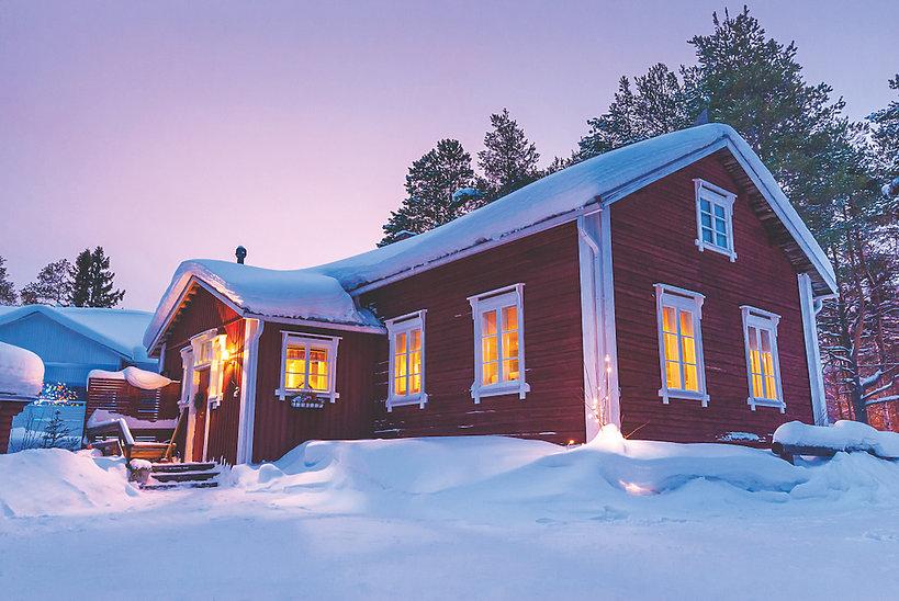 Finlandia podróże w VIVA! MODA zima 2018