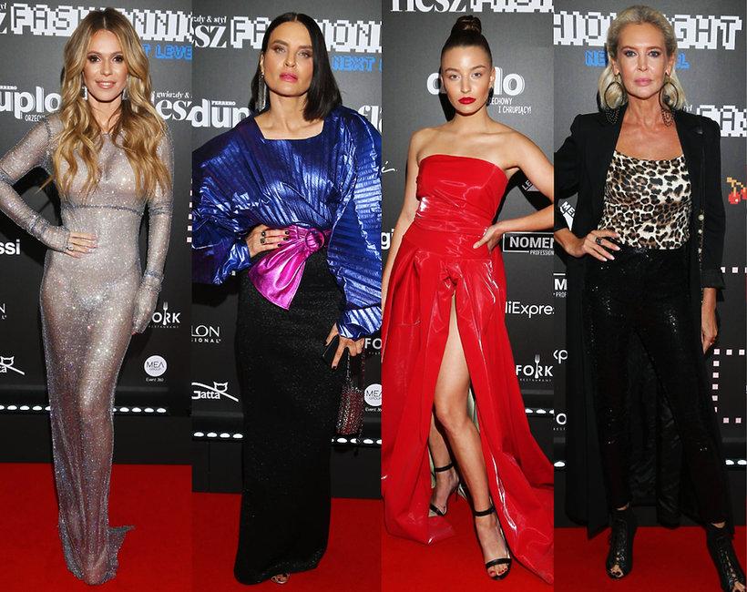 Flesz Fashion Night 2019 stylizacje gwiazd