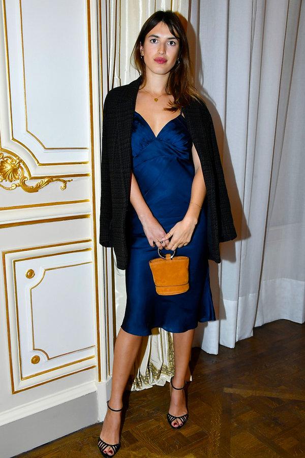 Francuska modelka blogerka Jeanne Damas, nowa paryska it girl
