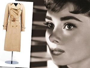 Garderoba Audrey Hepburn trafi na aukcję w Londynie
