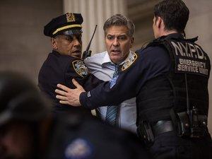 George Clooney zatrzymany przez policjantów