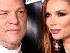 Georgina Chapman, Harvey Weinstein, Marchesa