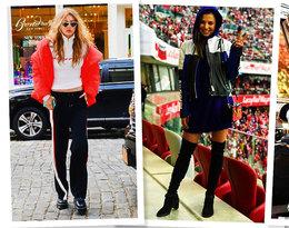 Ania Lewandowska, Maffashion i siostry Hadid kochają polską markę Misbhv. Ale które z nich muszą płacić za jej rzeczy?