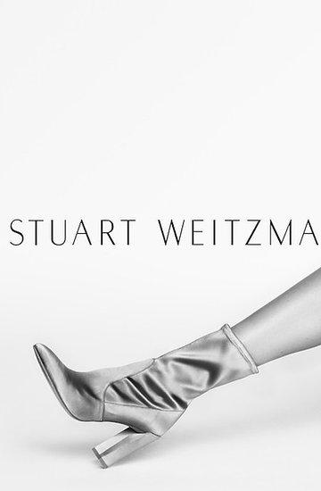 Gigi Hadid w kampania kolekcji butów marki Stuart Weitzman na wiosnę 2017