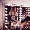 Gigi Hadid w kampanii Diamond kultowych butów Club C