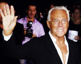 Giorgio Armani, twórca najpopularniejszego stylu XX wieku kończy dziś 85 lat!