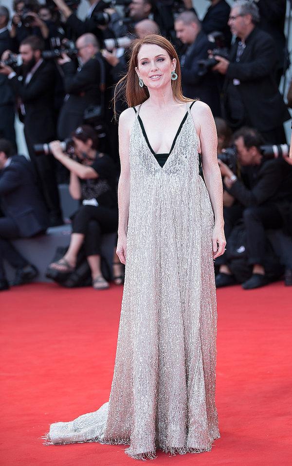 gwiazd na czerwonym dywanie, Julianne Moore