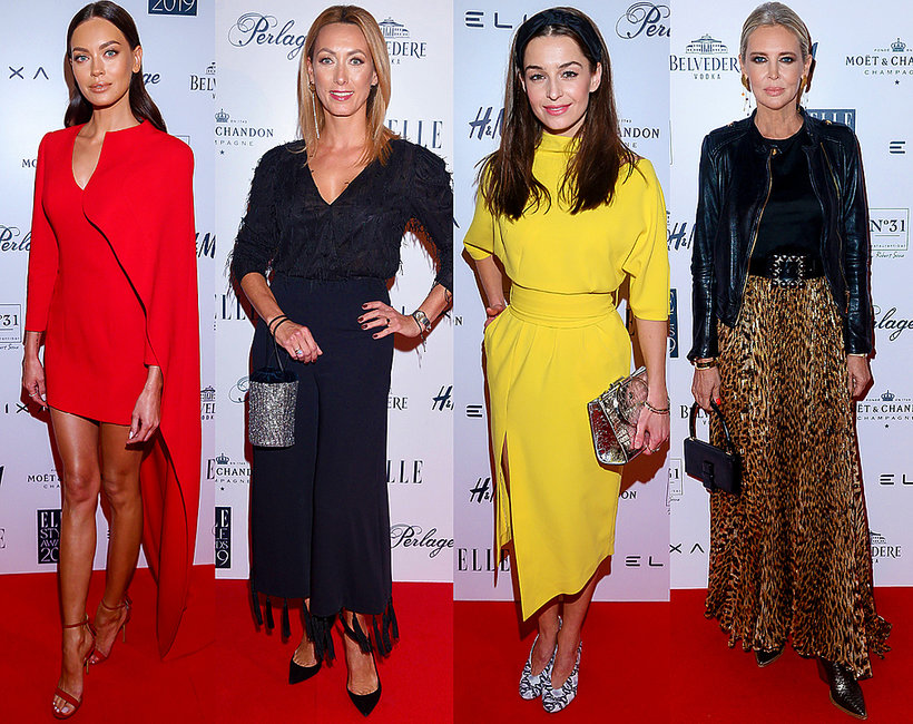 Gwiazdy na gali ELLE Style Awards 2019