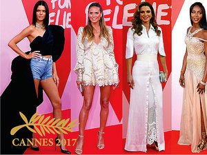 Gwiazdy na imprezie Fashion for Relief w Cannes