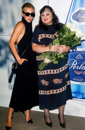 Gwiazdy na imprezie u Gosi Baczyńskiej  z okazji 21. rocznicy istnienia jej marki