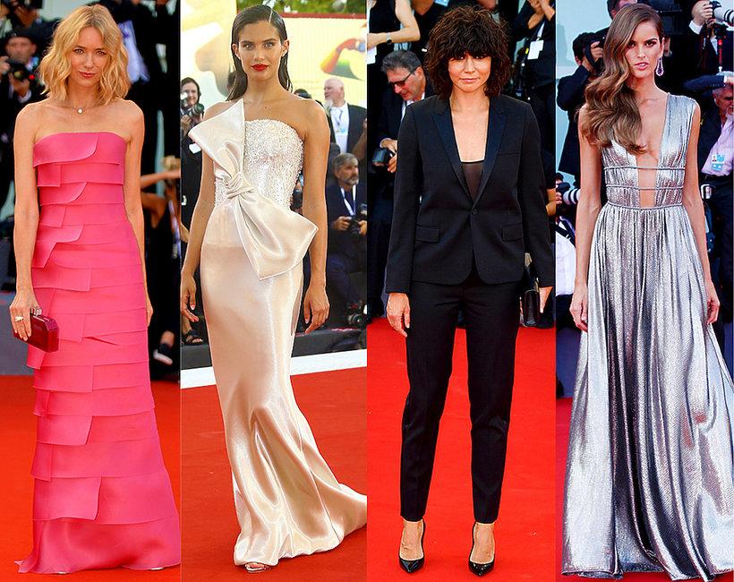 Gwiazdy na otwarciu 75. Festiwalu Filmowego w Wenecji!