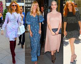 Aktorki, modelki, blogerki… Jak prezentowały się na ostatnim Tygodniu Mody w Paryżu?