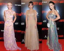 Zobaczcie gwiazdy, które pojawiły się na premierze Kobiet mafii!