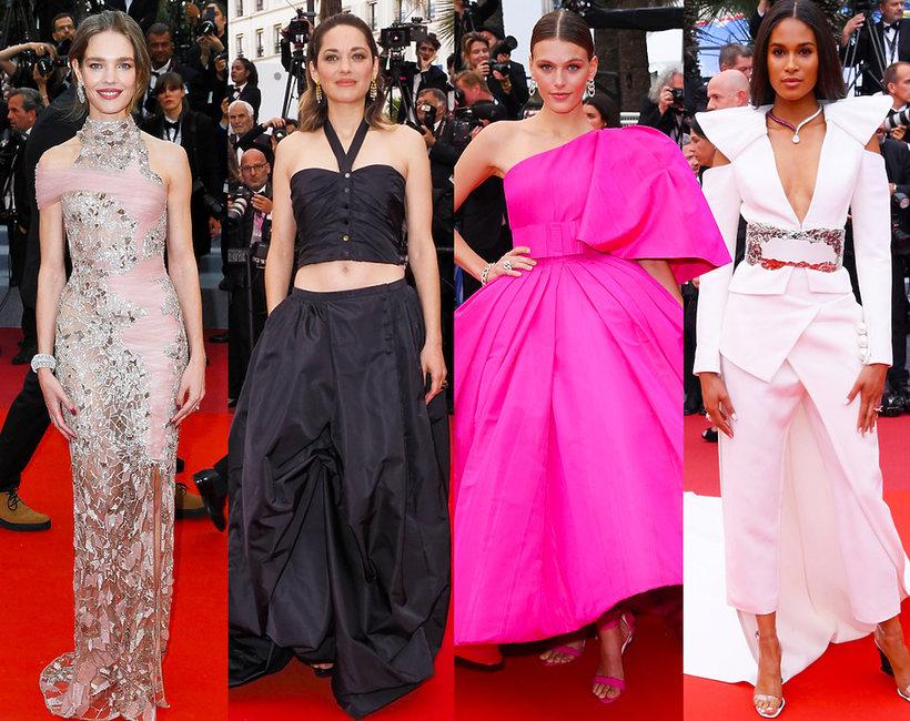 "Gwiazdy na premierze ""La belle époque"" w Cannes"