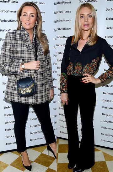 """Gwiazdy na premierze magazynu """"Forbes Women"""""""
