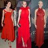 Gwiazdy w czerwonych sukniach