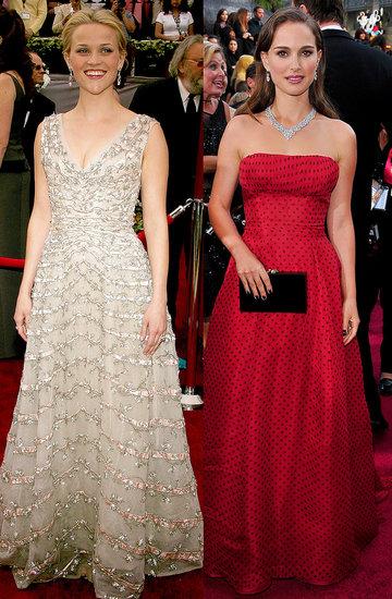 Gwiazdy w kreacjach vintage na Oscarach