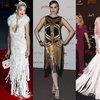Gwiazdy w sukniach z frędzlami