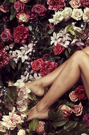 Heidi Klum w kampanii własnej bielizny Heidi Klum Intimates
