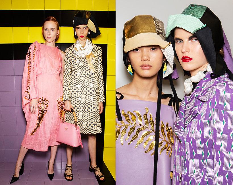 Historia domu mody Prada będzie tematem wystawy w Londynie