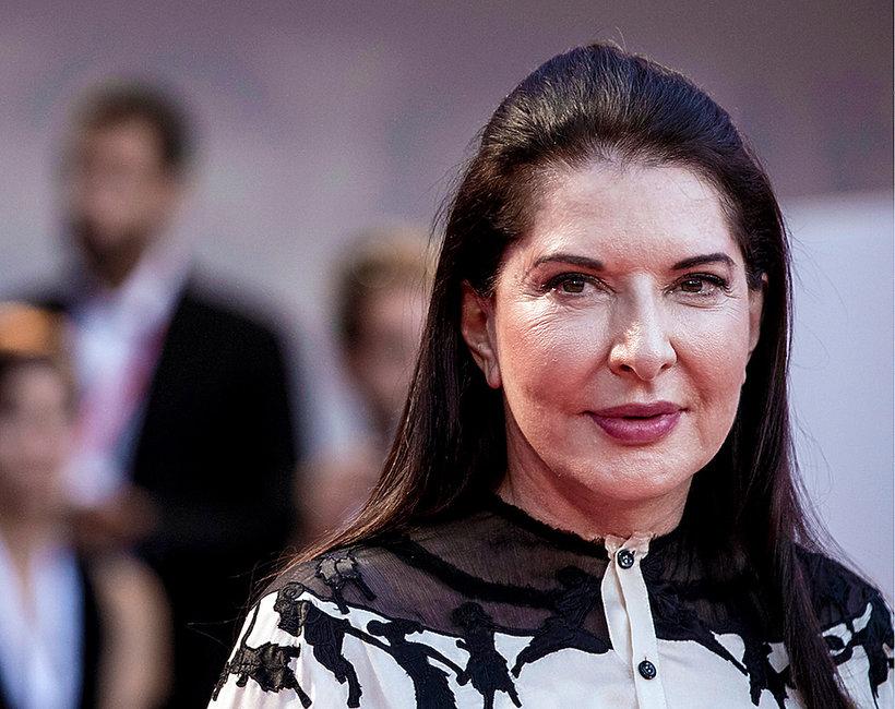historia Mariny Abramović w VIVA! MODA zima 2018