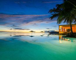 hotel Amilla Fushi na Malediwach