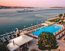 Hotel Ciragan Palace Kempinski w Stambule w Turcji