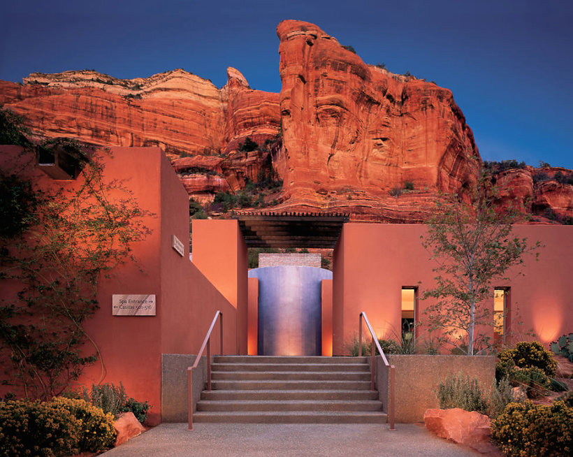 Hotel Mii amo, Sedona, Arizona, USA