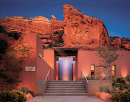 Hotel Mii amo, Sedona, Arizona, USA