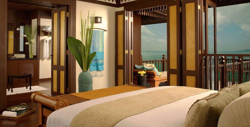 Hotel Pangkor Laut Resort, Pangkor Laut Island, Malezja