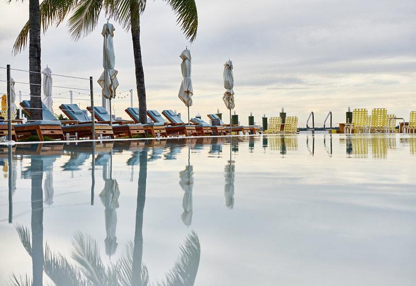 Hotel The Standard, Miami, Floryda, USA