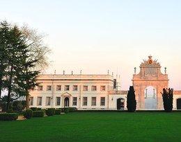 Hotel Tivoli Palacio de Seteais w Sintra w Portugalii