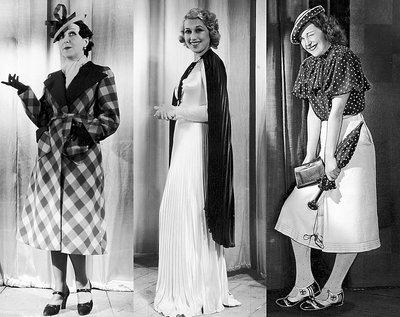 Ikony stylu lata 20. i 30. XX wieku