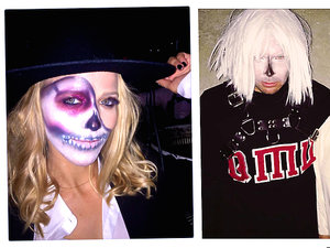 Impreza Halloween Fashion After Death